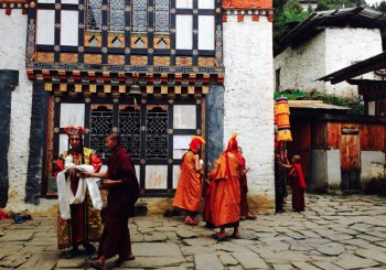 Talo & Paro Tsechu (16 – 23 March) – 7 days